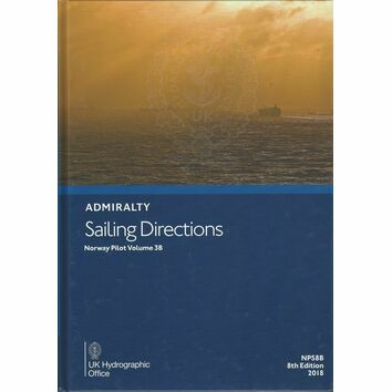 Admiralty Sailing Directions NP58B Norway Pilot Volume 3B
