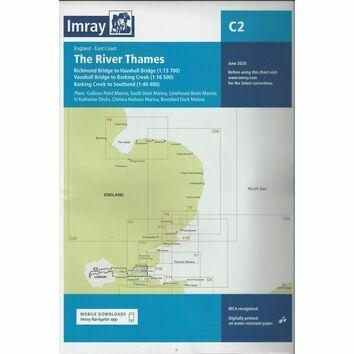 Imray Chart C2: The Thames