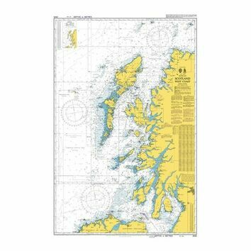 2635 Scotland, West Coast Admiralty Nautical Chart