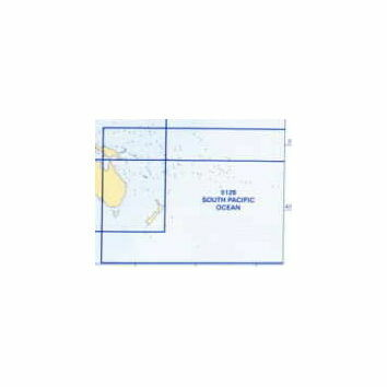 5128 (6) June - South Pacific Admiralty Chart