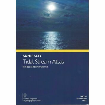 Admiralty NP256 Tidal Stream Atlas: Irish Sea and Bristol Channel