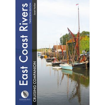 Imray East Coast Rivers Cruising Companion (20th Edition)