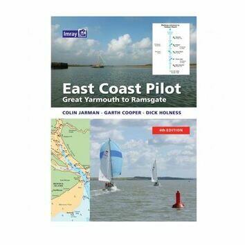 Imray The Waypoint Handbook - East Coast