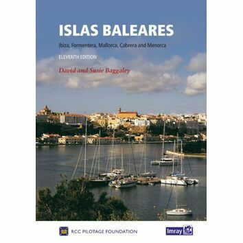 Imray Islas Baleares Cruising Guide 11th Edition