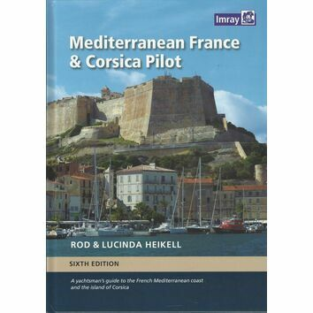 Imray Mediterranean France & Corsica Pilot (6th Edition)