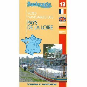 Imray Fluviacarte 13: Le Pays de Loire