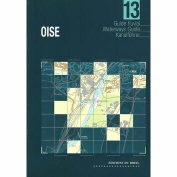 Imray Editions Du Breil No. 13 Oise Waterway Guide