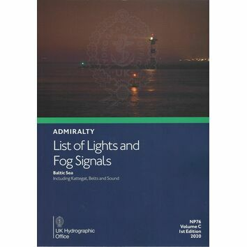 Admiralty NP76 List of Lights & Fog Signals (Volume C)