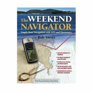 The Weekend Navigator by Bob Sweet (Fading to cover)