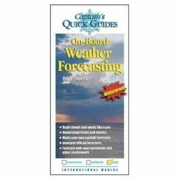 Captain\'s Quick Guides - Onboard Weather Forecasting