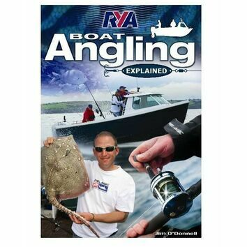 RYA Boat Angling Explained by Jim O' Donnell