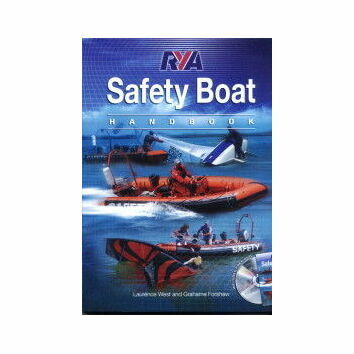 RYA G16 Safety Boat Handbook