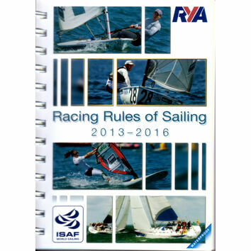 RYA YR1.Racing Rules of Sailing. 2013-2016