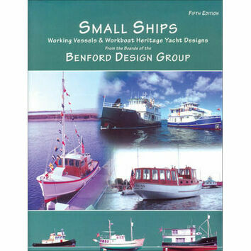 Small Ships 5th Edition (slight fading/crease to cover)