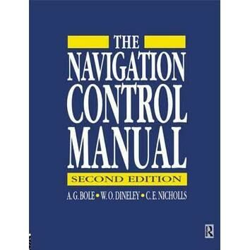 The Navigation Control Manual (fading to cover)