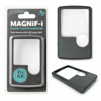 Magnif-i Pocket Lighted Magnifier