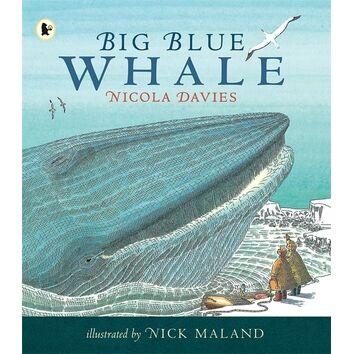 Big Blue Whale