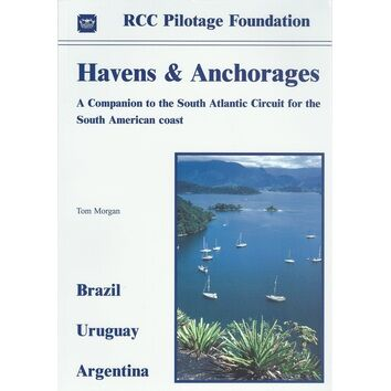 Imray Havens & Anchorages South American Companion