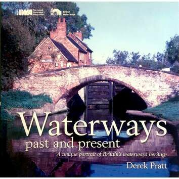 Adlard Coles Nautical Waterways Past and Present, 1st Edition (fading to front sleeve)