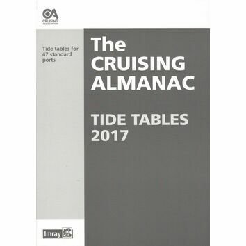 Imray The Cruising Almanac Tide Tables 2017