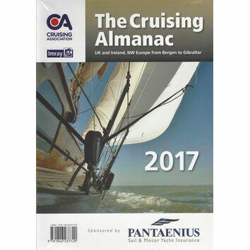 Imray The Cruising Almanac 2017