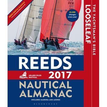 Reed's Looseleaf Nautical Almanac 2017