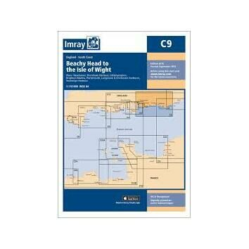 Imray Chart C9: Beachy Head to the Isle of Wight