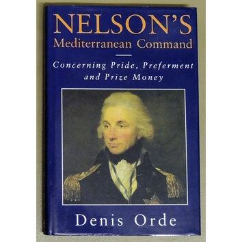 Nelson's Mediterranean Command
