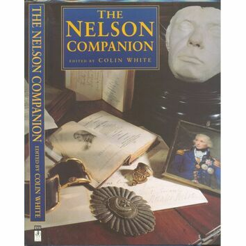 The Nelson Companion (Slightly faded binder)