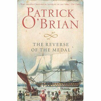 The Reverse of the Medal - Patrick O\'Brian