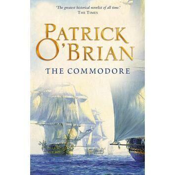 The commodore - Patrick O\'Brien