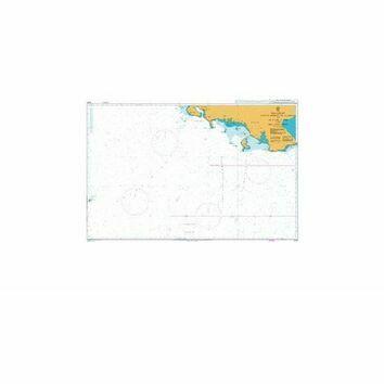 1020 Punta Morro de Puercos to Isla del Cano and Isla del Coco Admiralty Chart