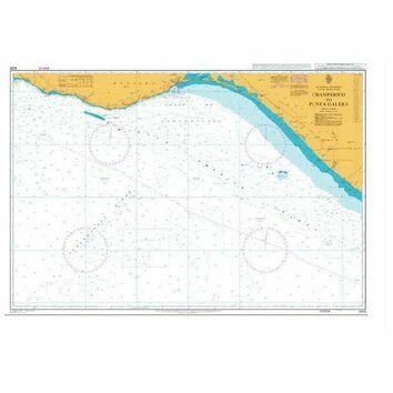 1023 Champerico to Punta Galera Admiralty Chart