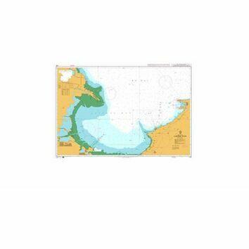 1294 Laizhou Wan Admiralty Chart