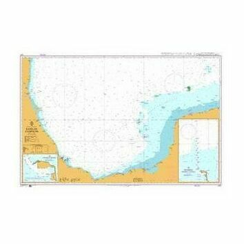 1307 Bahia de Campeche Admiralty Chart