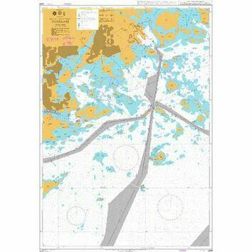 2219 Vuosaari Admiralty Chart