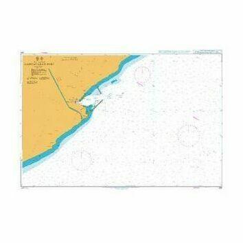 234 Gangavaram Port Admiralty Chart