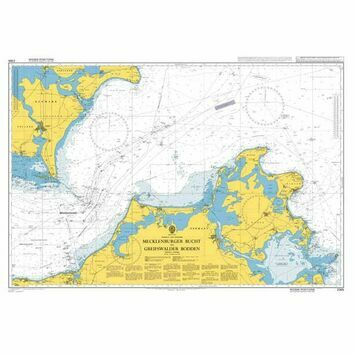 2944 Southwest Approaches to the Baltic Sea Admiralty Chart