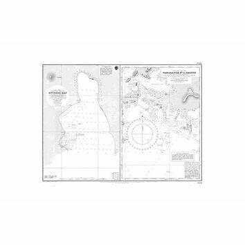 3255 Entebbe Bay Admiralty Chart