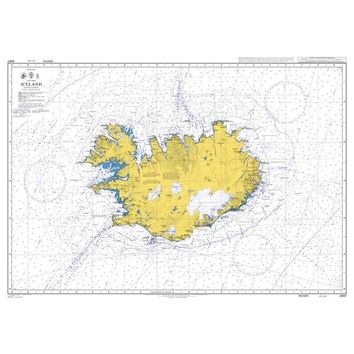 2897 Iceland Admiralty Chart