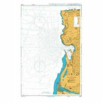 4243 San Antonio Admiralty Chart