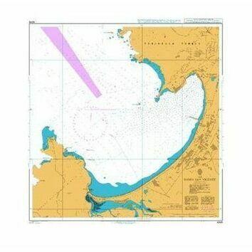4249 Bahia San Vicente Admiralty Chart