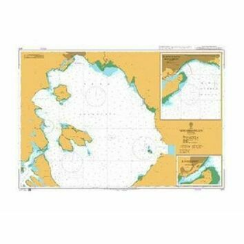 4273 Seno Reloncavi Admiralty Chart