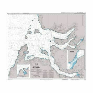 4740 Bay of Islands Admiralty Chart