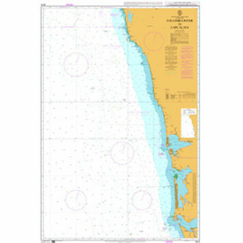 4919 Columbia River to Cape Alava Admiralty Chart