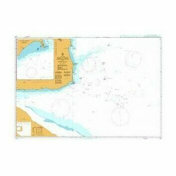 501 South East Approaches to Trinidad Admiralty Chart