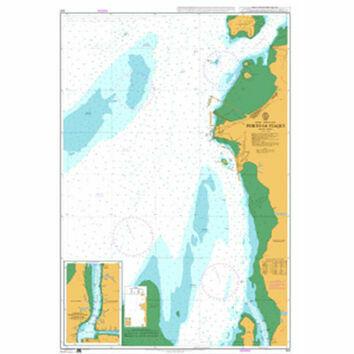 541 Porto de Itaqui Admiralty Chart