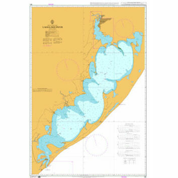 581 Lagoa dos Patos Admiralty Chart