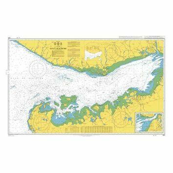 682 Gulf of Kachchh Admiralty Chart