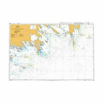 864 Havringe to Landsort Admiralty Chart
